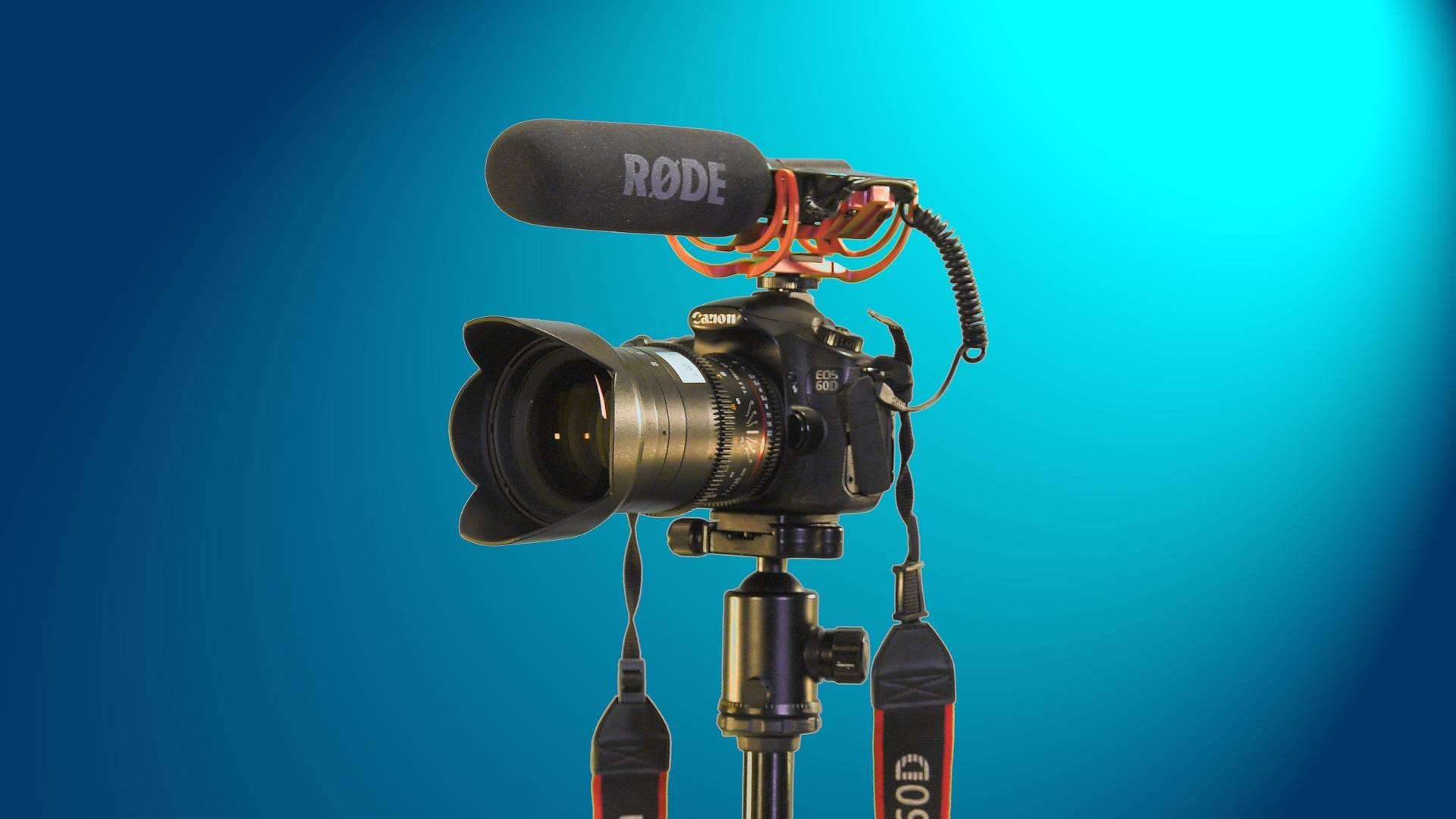 カメラマイク